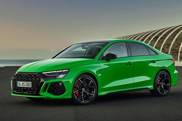 2022 Audi A3 RS 3