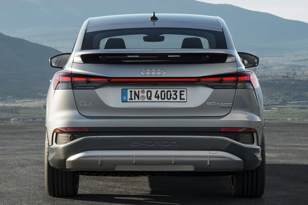 2022 Audi Q4 e-tron Sportback