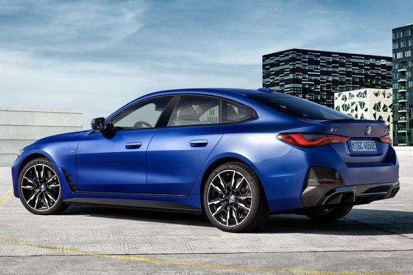 2022 BMW i4 M50