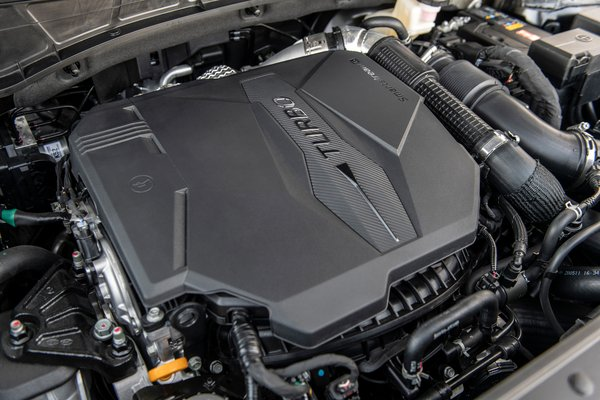 2022 Hyundai Santa Cruz Engine