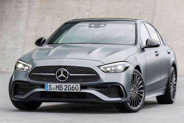 2022 Mercedes-Benz C-Class Sedan
