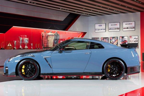2022 Nissan GT-R NISMO Special Edition (RHD model)