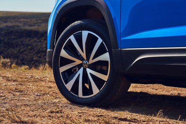 2022 Volkswagen Taos SEL Wheel